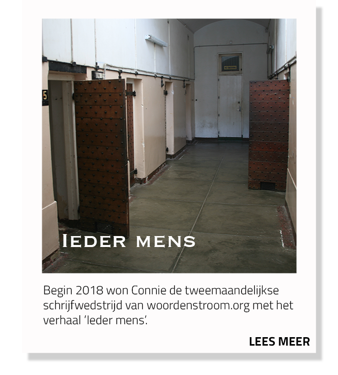 Ieder Mens | Connie Mitchel